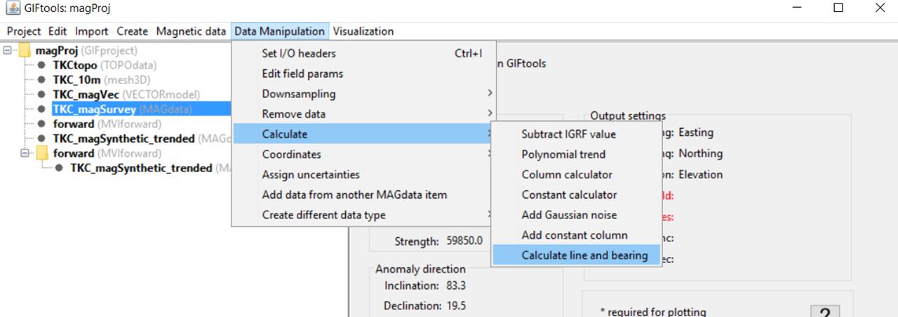 4 1 1 2  Data Manipulation Menu — GIFtoolsCookbook 1 0 documentation